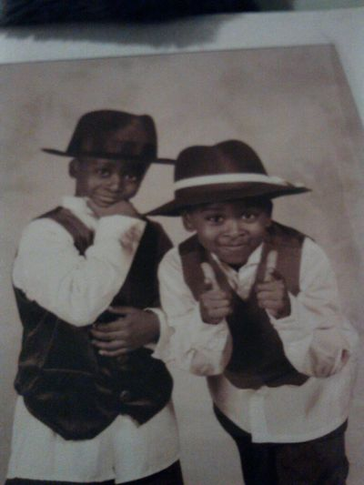 Me An My Bro When We Was Young