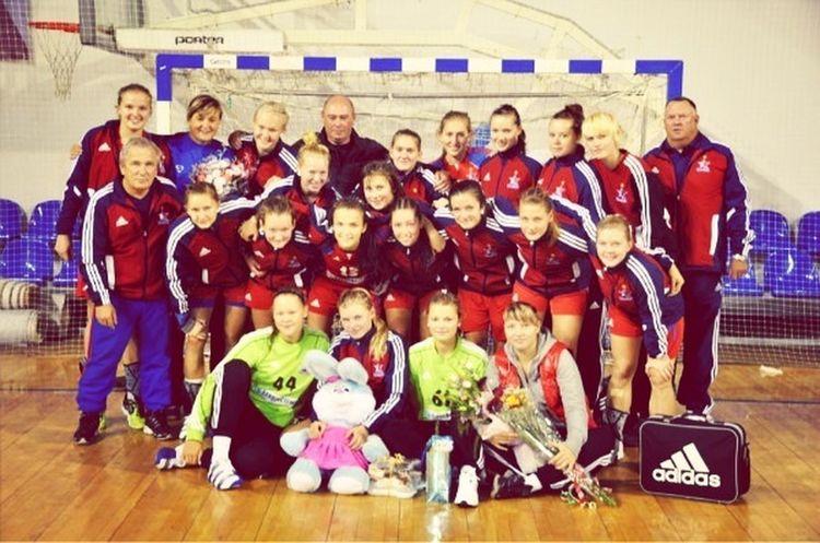 Мои девочки) ностальгия) звезда чемпионат россии гандбол мы лучшие