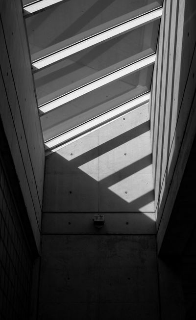 Architecture No People Indoors  Built Structure Day Close-up Photography City Modern Abstract Photography Abstract Industry The Architect - 2017 EyeEm Awards Shadow Indoors  Low Angle View Metal Industry Black And White Friday