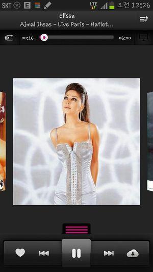 Yala Elissa 레바논 가수... Yala 아랍권 음악사이트... 아랍음악 굿...