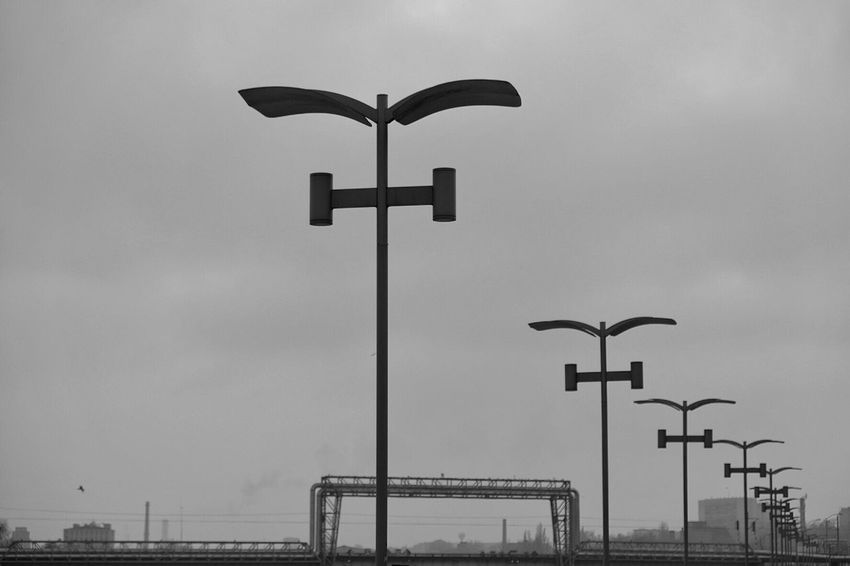 Like birds in the sky.. Light Citylights Szczecin Taking Photos Blackandwhite Poland Traveling