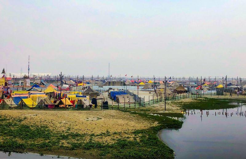 Camps Mahakumbh
