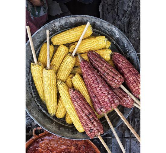 Corn Food And