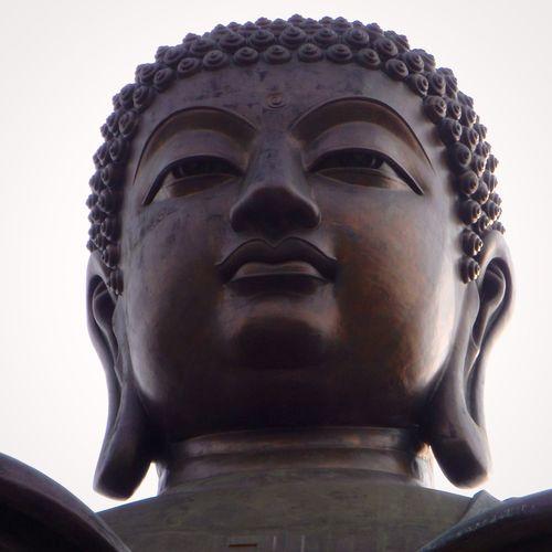 Hong Kong Buddha from different angle. HongKong Buddha Zenmoment Tripping