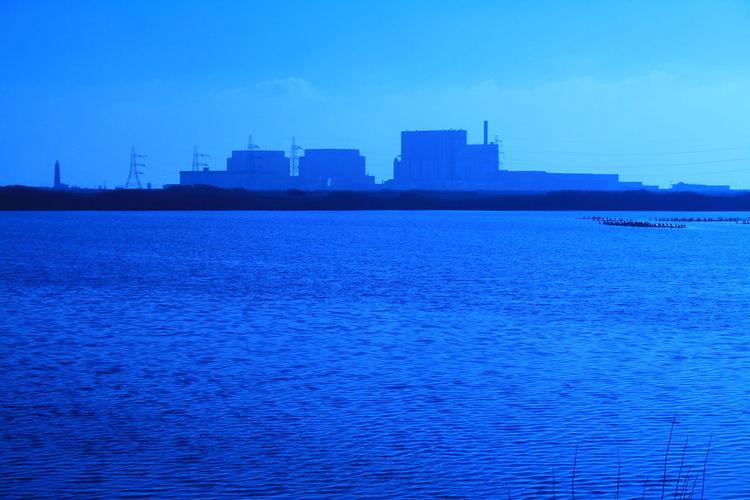 Blue Nuclear