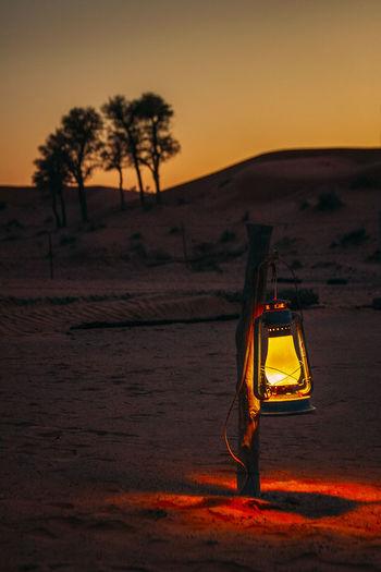 Lantern in the