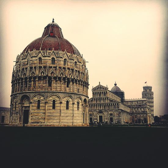 Architecture Tower Of Pisa Travel Destinations Built Structure Day Travel History Tourism