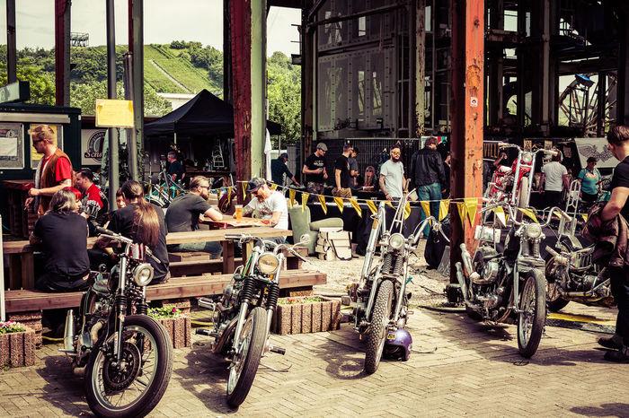 Festival Kustom Kulture 2016 Motorcycles Old Car Old Motorbike Old Style Rockabilly RockandRoll