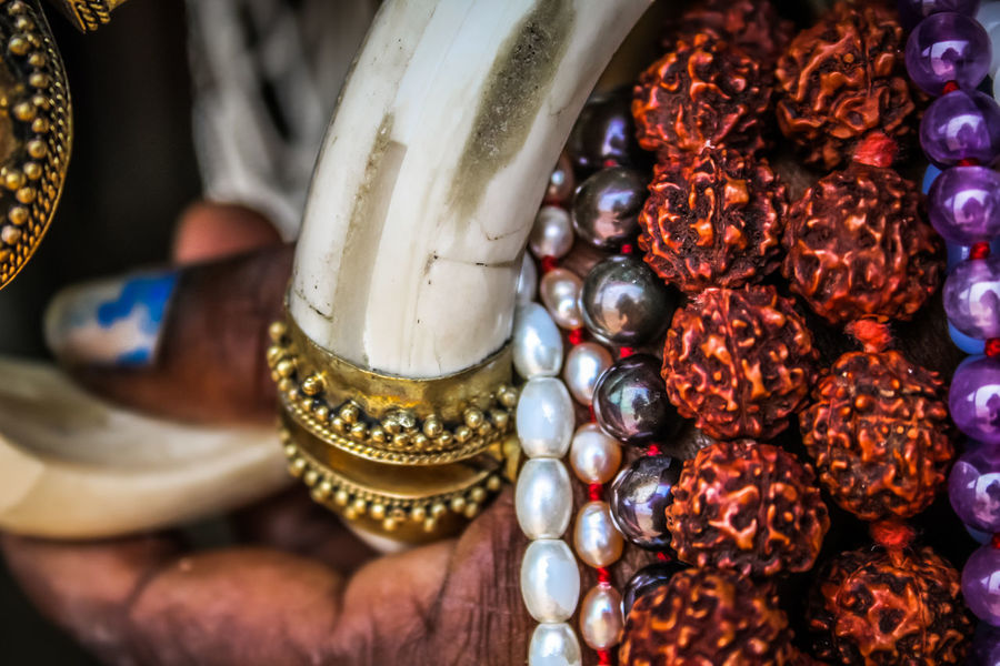jewelry sold in southern India India Close-up Day Food Food And Drink Freshness Human Body Part Human Hand Indoors  Jewelry Lifestyles One Person Pearls People Real People Women