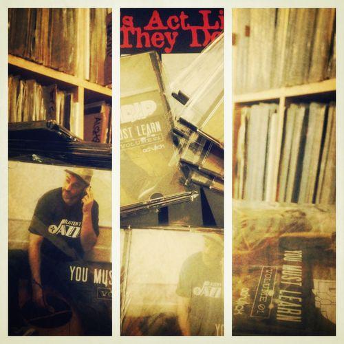 Rap Vinyls Acrylick Youmustlearn
