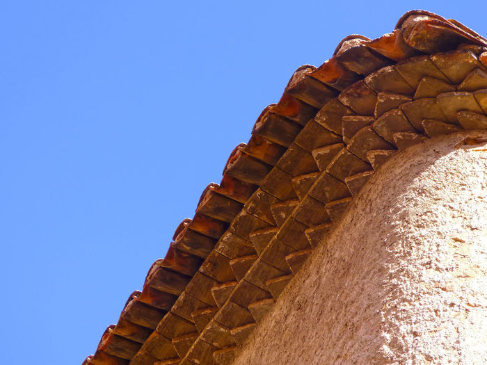Architecture Arquitecturestyle Artistic Roof Clear Sky Close-up Day No People Outdoors
