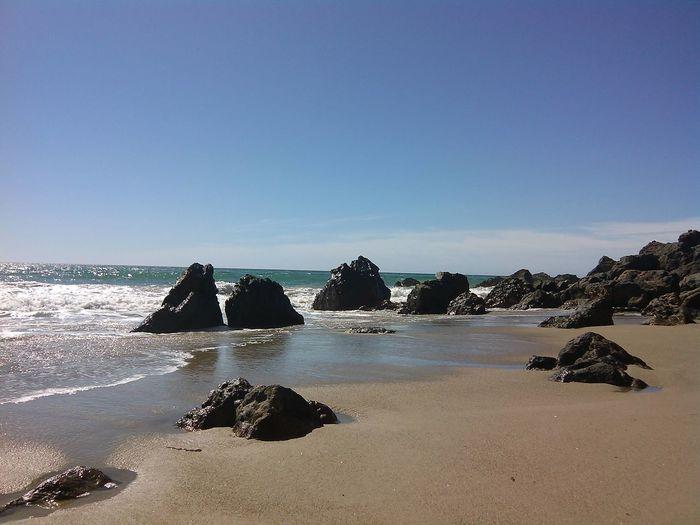 Pirate's Cove Seascape Ocean Beach