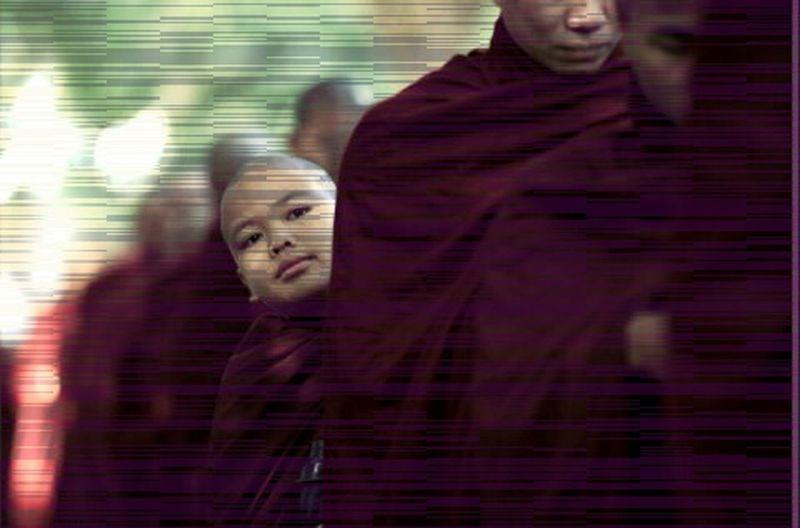Monks Children