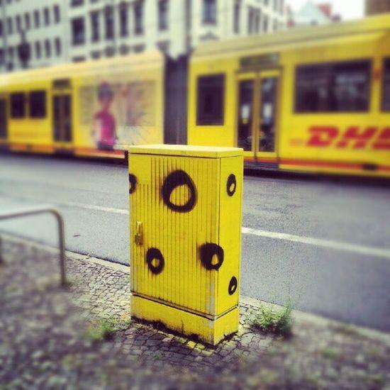 #Marsupilami #Comic #yellow #Leipzig #streetart #Germany Graffiti Streetart Germany Leipzig Yellow Comic Marsupilami Amselcom Icatch