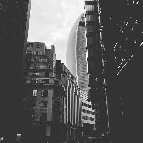 Architecture Skyscraper