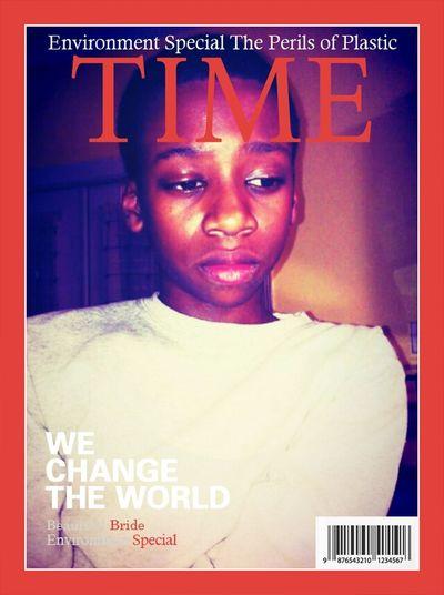 I Made Time Magzine Lol