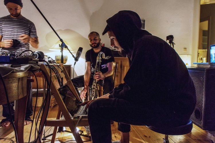 Drone Spot // MARSECEZ/DŁUGI + James Welburn / Erased Bodies