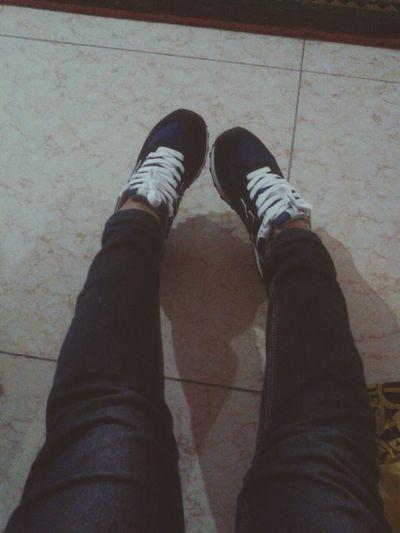 Thanks my baby bro because beli kan kasut untuk sister kau ni ✌ First Eyeem Photo