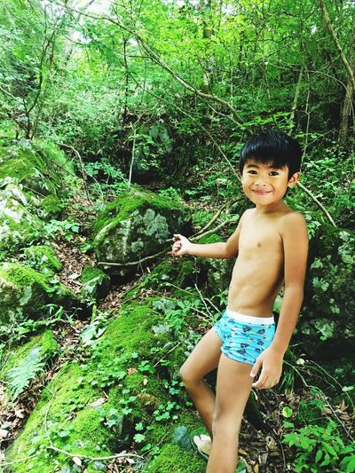 The Jungle Book Real Jungle Book Lol :) LOL! Woods My Little Son My Little Boy  My Little Treasure In The Forest