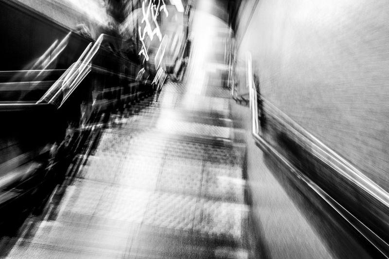 No People Abstractphotography Subterranean Blanco Y Negro Black & White
