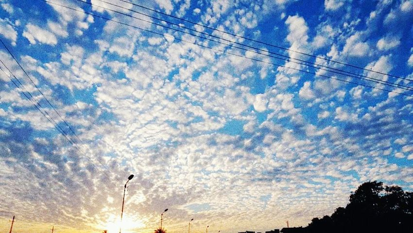 Le ciel *-* Nature First Eyeem Photo
