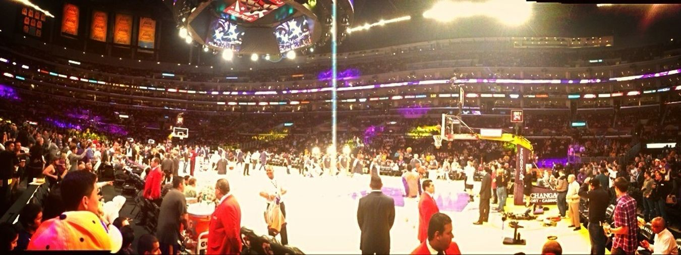 #LakersNation