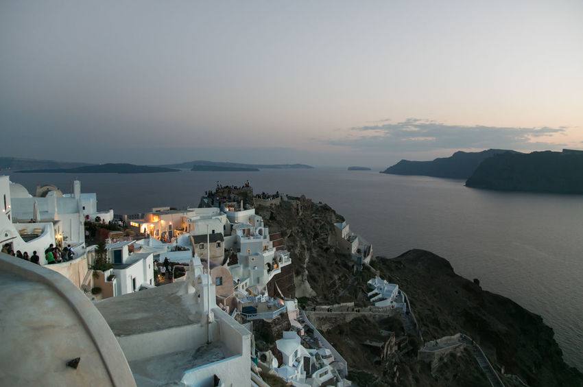 Beautiful island of Santorini in Greece and its details Caldera Fira Santorini Love Panorama Romance Romantic Santorini Island Santorini, Greece Thira(Fira) Santorini Travel Fira Greece Night Romantic Sunset Santorini Summer Sunset Vacation Volcano Island