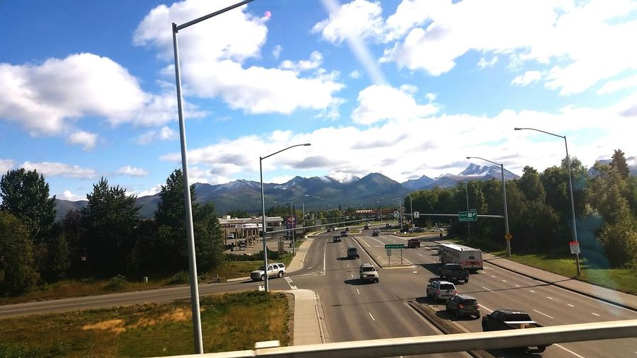 Battle Of The Cities Check This Out Termination Dust Anchorage Alaska Alaska Life