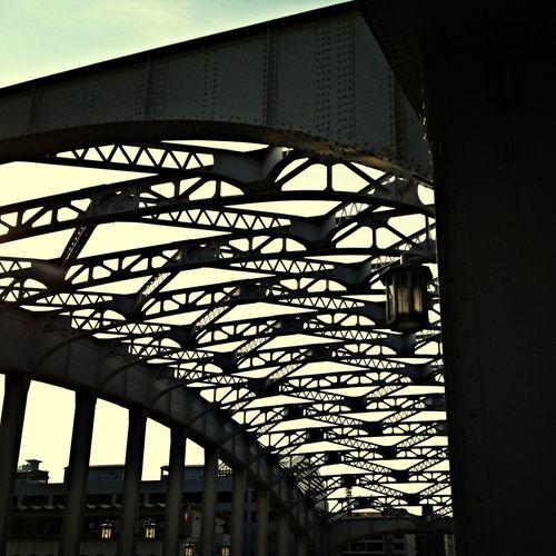 Tokyo Bridge Kachidoki Tokyoporn