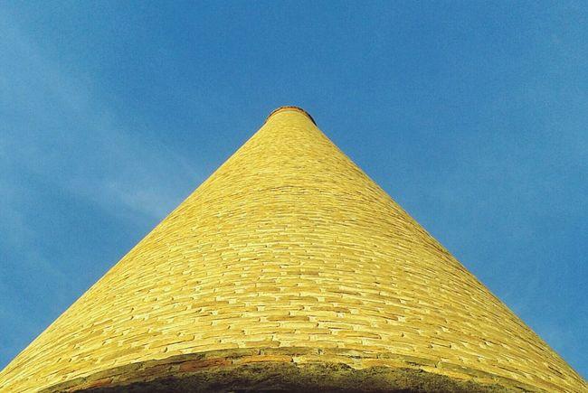 Pirâmide?