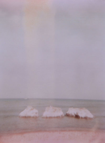 Analogue Photography Beach Beauty In Nature Day Holga Photography Horizon Over Water Nature No People Outdoors Scenics Sea Sky Tranquility Water Wave