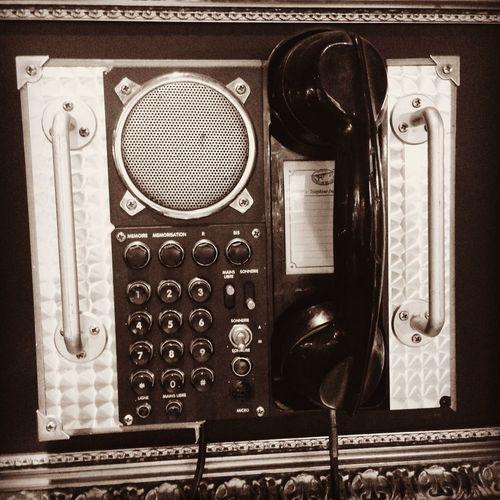 Decoration Restaurant Old Photo Phone