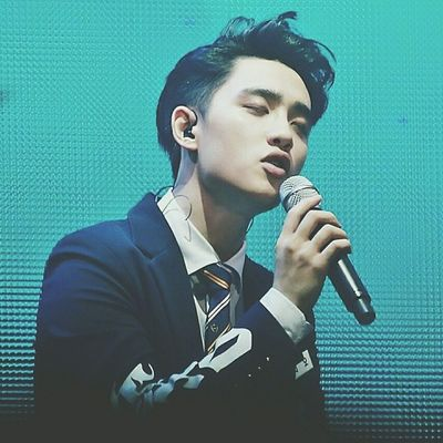 | 140415 | EXO's Comeback Showcase . Stay Storng :') All be alright Remeber? Miracle. . Cr. Affectionate D.O || Kyungsoo Dokyungsoo 都暻秀 嘟嘟 도경수 디오 exok exo exom exotic 엑소 xenpais EXOsmine smpackofwolves exodaebakkk kyungsooish ||