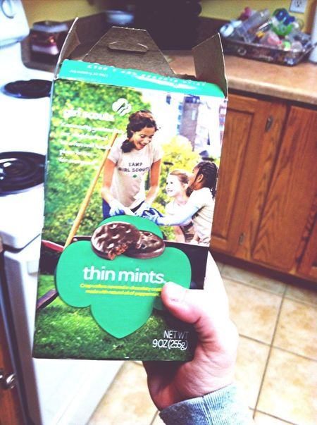 Girl Scout Cookies (: