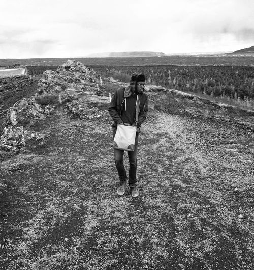 Blackandwhite EyeEmNewHere Iceland Memories People Portrait Candid Photography