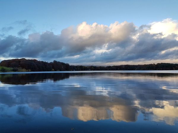 Reflection Water Landscape Tree Scenics Tourism Lake Nature Outdoors Beauty In Nature No People Tranquility Tranquil Scene Reflection Lake Mountain Day Sky Nature_collection Nature Photography Cumbria Cumbrian Fells Travel Deersighting Reflection_collection Sea And Sky
