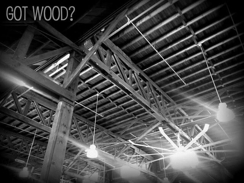 Abstract Wood Photography Warehouse Abstractarchitecture Got Wood