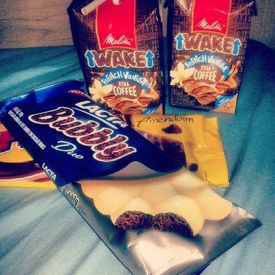 Gordise Wake Shot Bubbly chocolate boanoite @evelyndelsotto