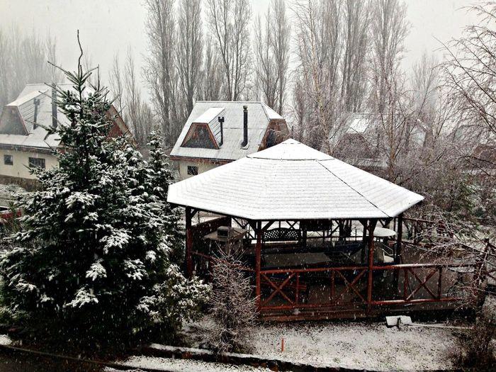 Ver Nevar Desde Mi Ventana ... Q Mejor ❄⛄☺