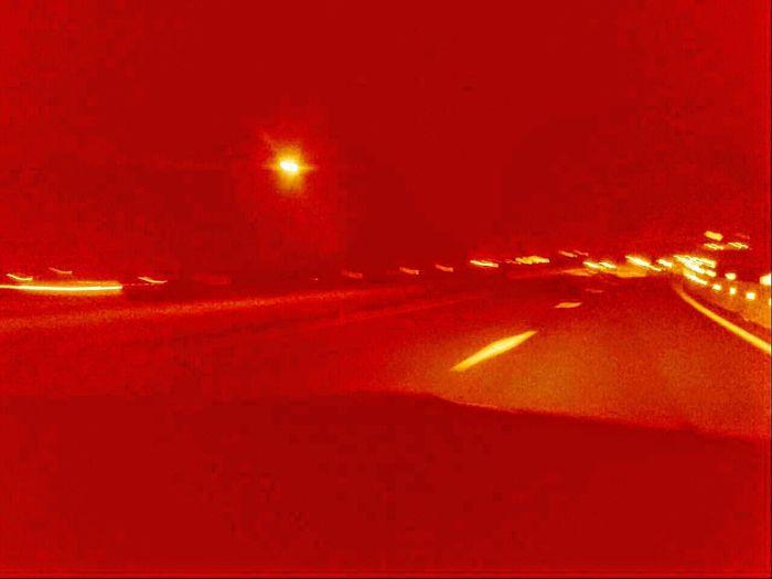 Illuminated Red Night F3 Street Glow 2017 🍾🎇🎉❤