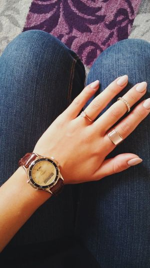 Me Hybrid Nails My Nails