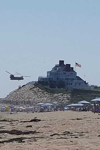 Why is the Troop Helicopter buzzing Tswift s Beach House? I hope that all her pop songs are secret black ops mind meld experiments! 😂 Beach Incidental People Rhode Island