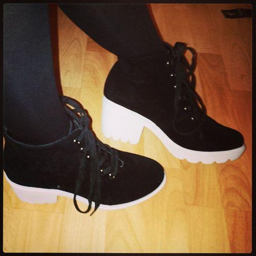 Newshoes Blackandwhite Clothes Boohoo