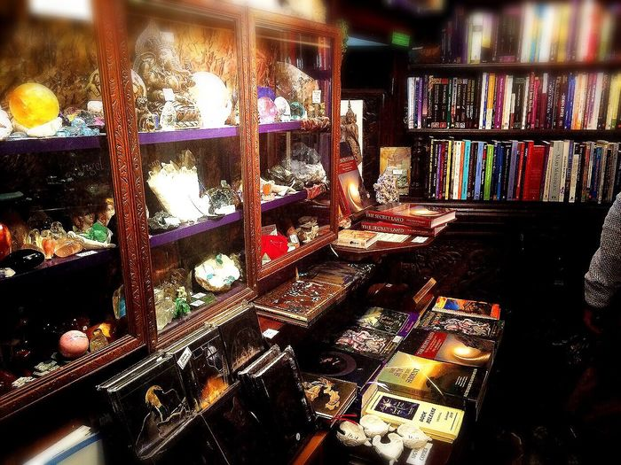 "Cute little Magicalplace Casting Spells AlchemyCollection In My Element🔮 beautiful little shop called ""The other world "" Books Crystalshop MysteryStreet Getting Inspired x"