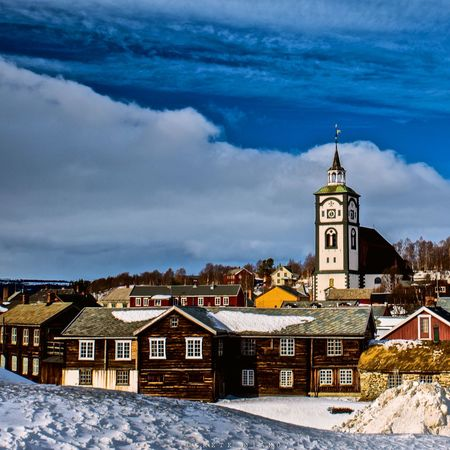 Røros Norway City Collection
