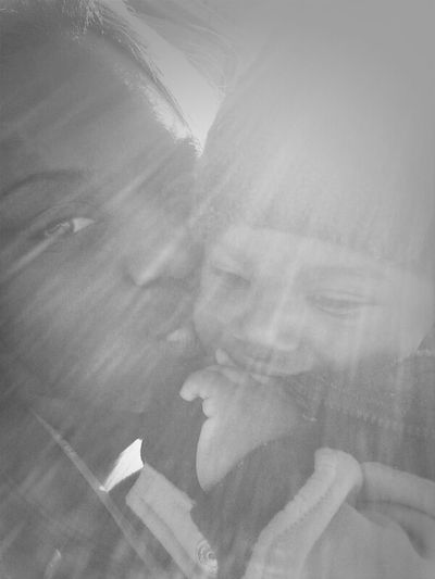 Me And My Baby :) The Love Of My Life.