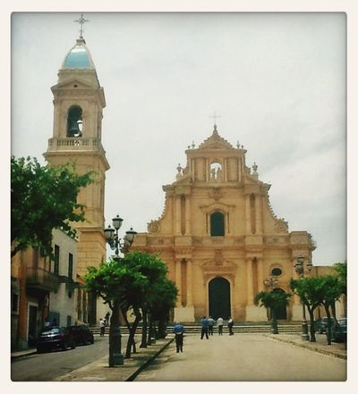 Chiesa della Santissima Annunziata Ispica  Sicilia Sicily