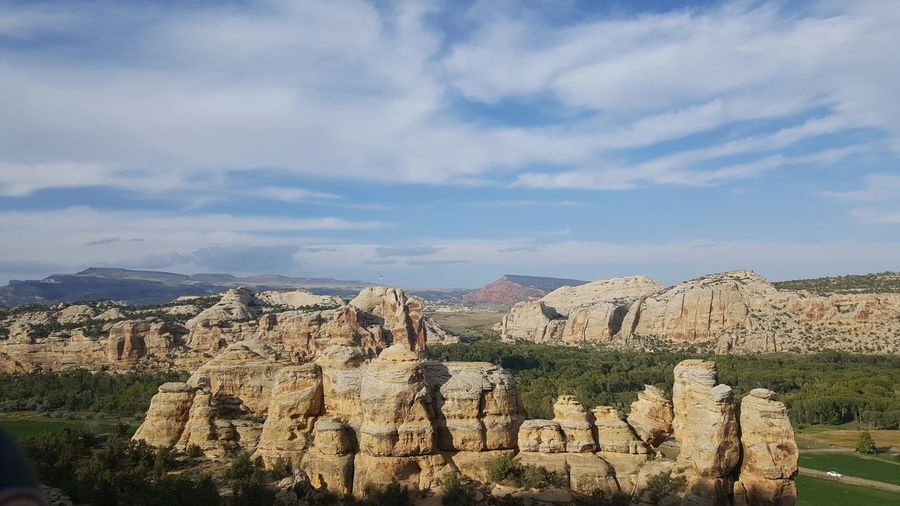 Cloud - Sky Outdoors No People Nature Day Sky Beautiful Multi Colored Utah Dryfork Canyon Beauty In Nature Nature Cloudy Landscape