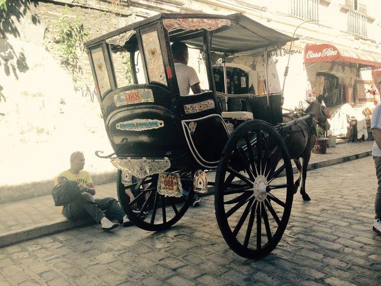 Vigan, Ilocos Sur Philippines Traveling