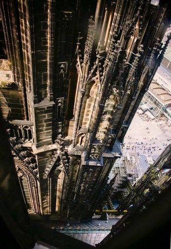 Kölner Dom Indoors  Built Structure Architecture #urbanana: The Urban Playground Window Ornate City Glass - Material
